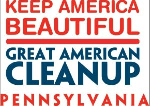 Great America Cleanup of PA logo